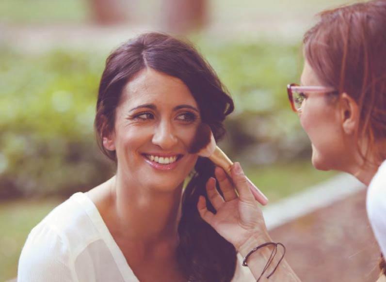Maquillaje facial profesional para mamá 20€